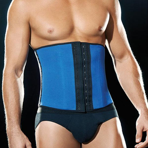 Ann Chery 2026-1 Latex Sports Girdle for Men