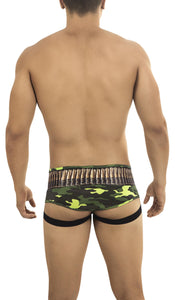 CandyMan CA99076 Military Jock Brief