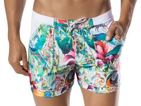 Clever CL0604 Colombia Tropical Swimsuit Trunk