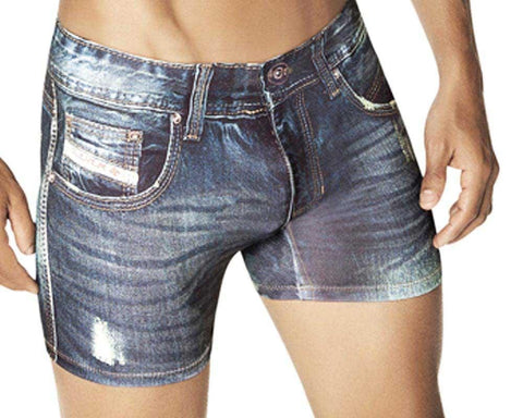 Clever 2201 Denim Jean Boxer -