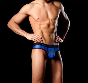 Good Devil GD7600  Mesh Native Thong
