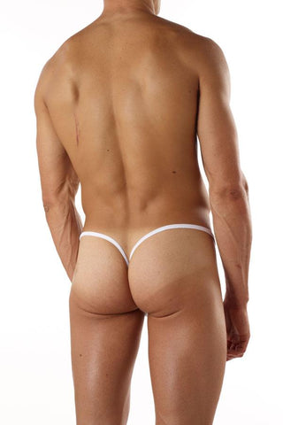 Good Devil GD8663  Cotton Split Back G-String