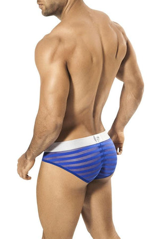 Intymen INT5605  Stripe Sheer Brief