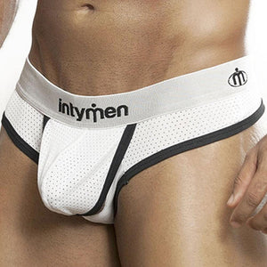 Intymen INT7604 Fill-It Mesh Thong