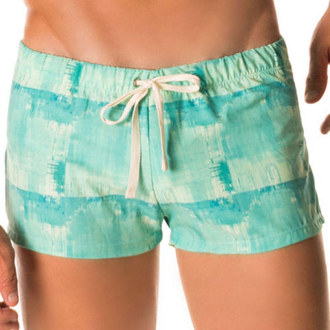 JOR 0214 Aquamarine Shorts