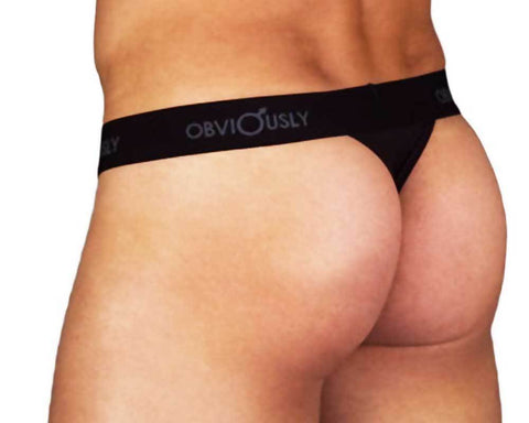 Obviously MFA  Basics Low Rise Thong