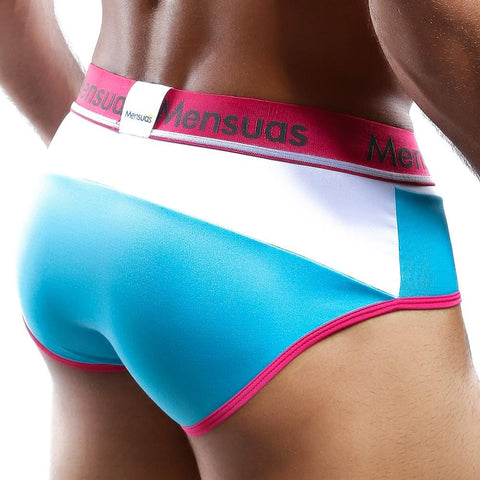 Mensuas MN6677 Colorful Freshness Brief