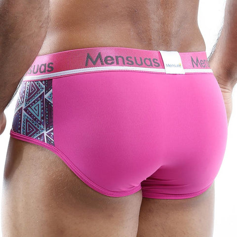 Mensuas MNH006 Classic and fun Brief