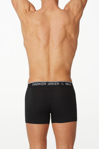 Parker & Max PMFPCS-BB1  Classic Cotton Stretch Boxer Brief