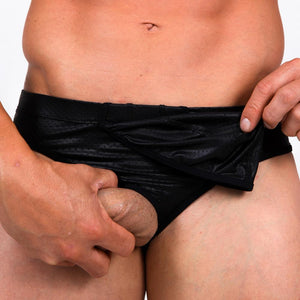 Pistol Pete PPJC132-231 FALCON Jock w/Built in Ring