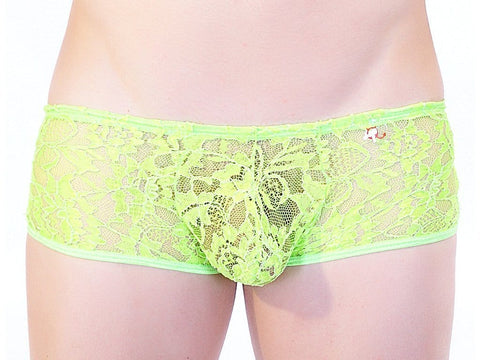 PetitQ PQ150007 Floral Lace Hipster Brief