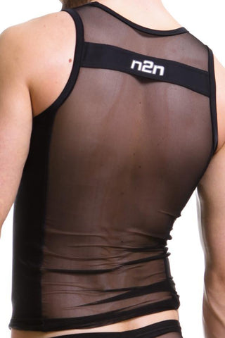 N2N Bodywear R9  Sheer Tank