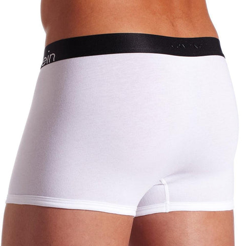 Calvin Klein U8902-100 Bold Cotton Stretch Trunk