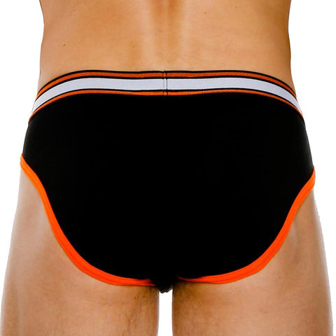 American Jock AJ8721 Hi-Cut Brief