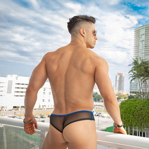 Cover Male CMK049 Sheer Thong