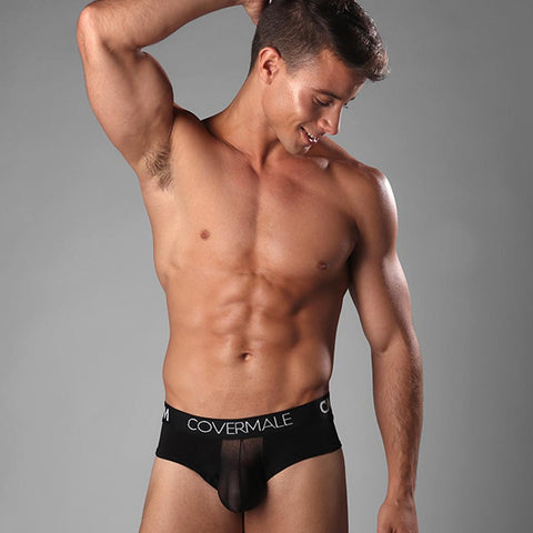Cover Male CM168 Passionate Slipt Thong
