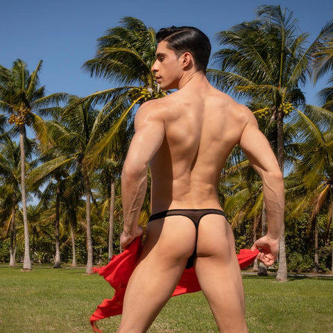 Cover Male CMK048 Stream Thong