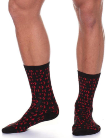 Ozone OZ5009  Emoticon Sock