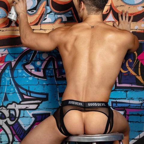 Good Devil GDE039 Ass Jockstrap