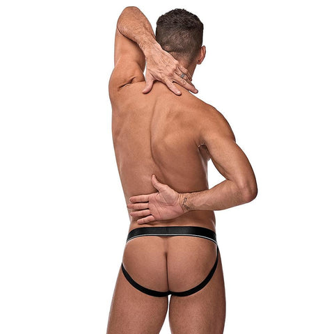 Male Power 346260 Cock Pit Net Cock Ring Jockstrap