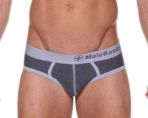 Male Basics MB-003  Contrast Brief