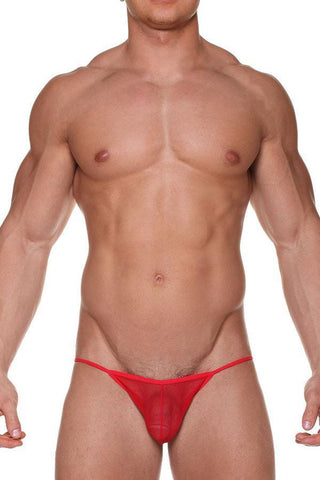 Male Basics MBL-003  String Tulle Bikini