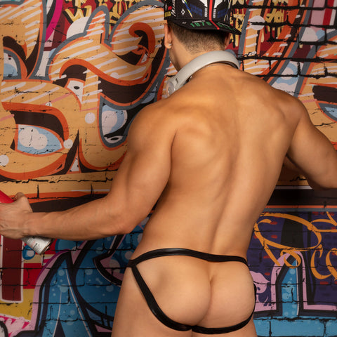 Miami Jock MJE043 Shaft Loop Jock