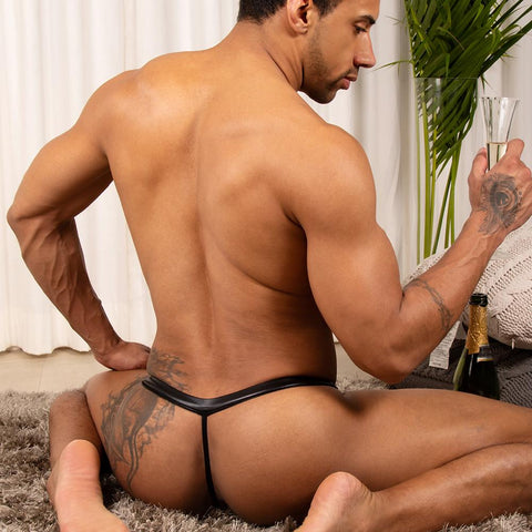 Miami Jock MJL021 Package Splitter G-String