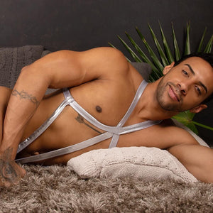 Miami Jock MJV019 Posture Support Body Suit