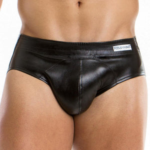 MODUS VIVENDI 20514 leather bottomless black