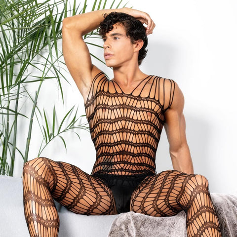 Secret Male SMC001 Bodystocking