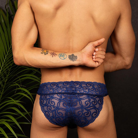 Secret Male SMI025 Lace Bottom Bikini