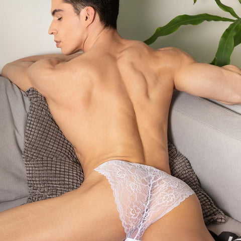 Secret Male SMI032 Lace Back Bikini