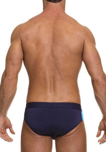 Tulio EM937  Mesh Side Panel Swim Brief