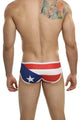 Mensuas MN0824 Puerto Rico Flag Boxer Brief