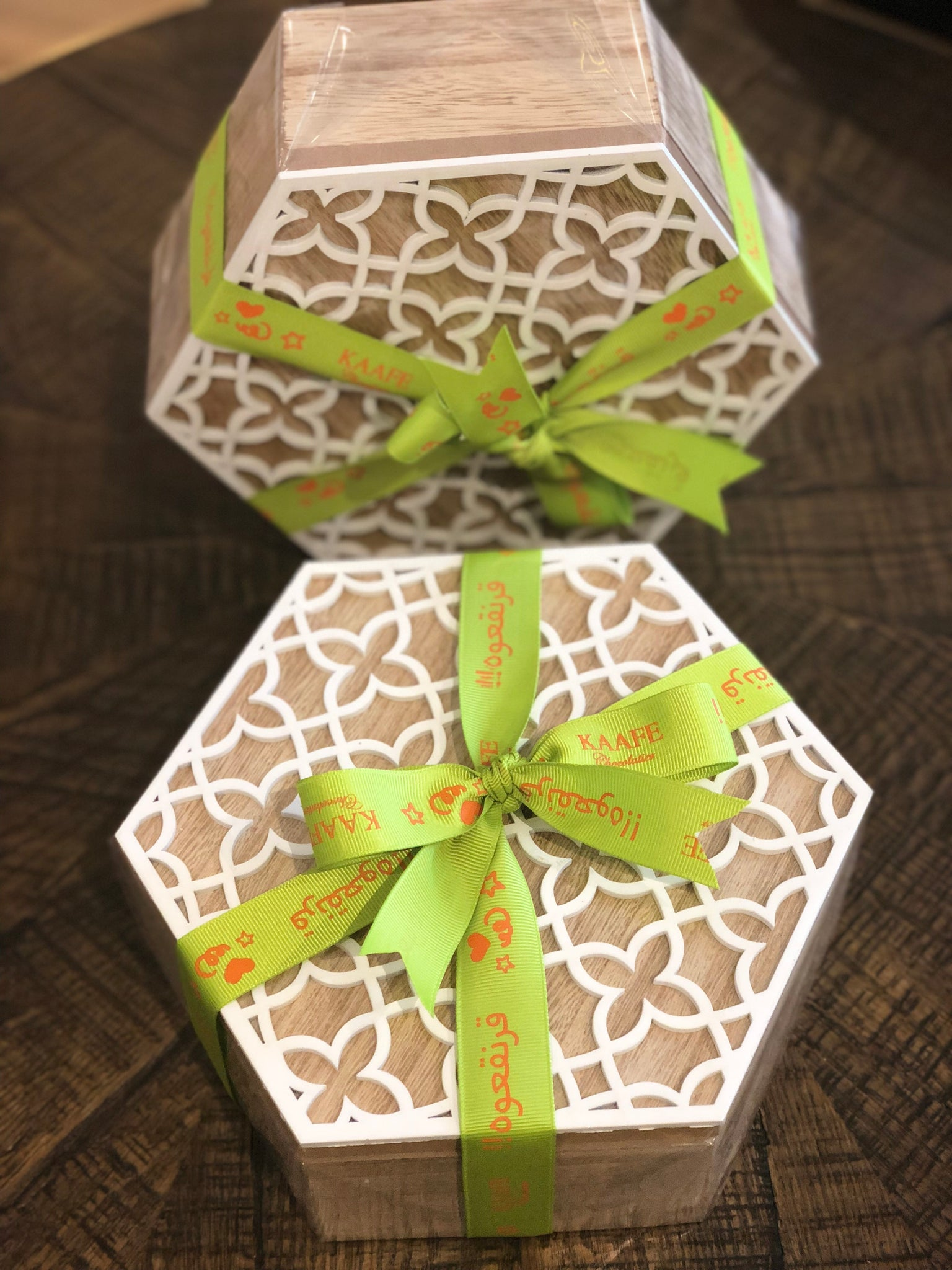 Garangao Hexagon Box