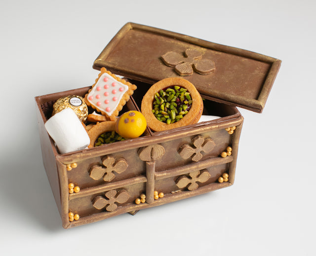 Garangao Hand Craft Chocolate Box
