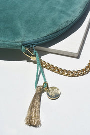 Round Timeless Teal Sling