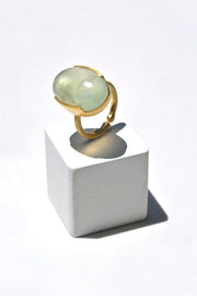 Prehnite Rounded Ring