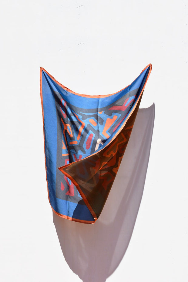 The Night Fever Geo Scarf