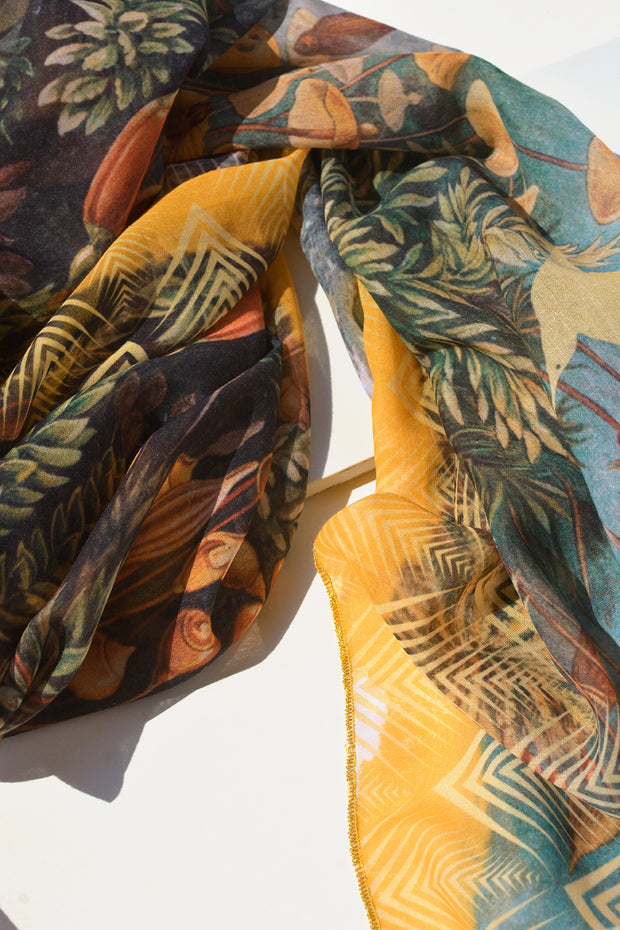 The SUNBIRD  Scarf