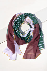 The ART ANEMONE  Scarf