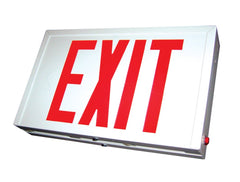 Battery Powered Exit Signs