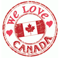 we love canada