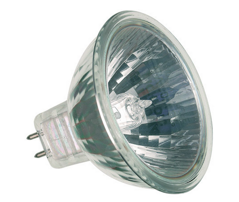 Halogen emergency light bulbs are used to replace existing bulbs that have gone out.