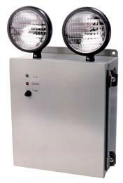 industrial steel emergency light