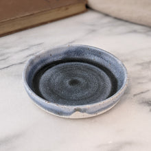 Load image into Gallery viewer, Johan Blue Grey & White Ring Dish