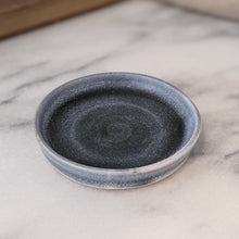 Load image into Gallery viewer, Hilde Small Blue Grey & White Ring Dish