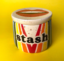 Load image into Gallery viewer, King Stash Jar