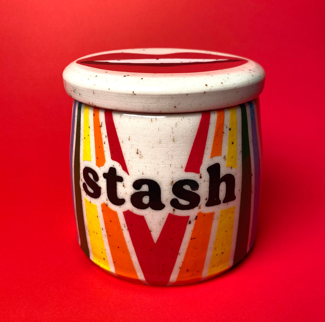 Kai Stash Jar